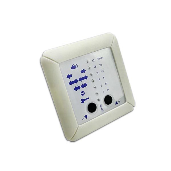 Universal Gilgen SLM BEDIS control panel