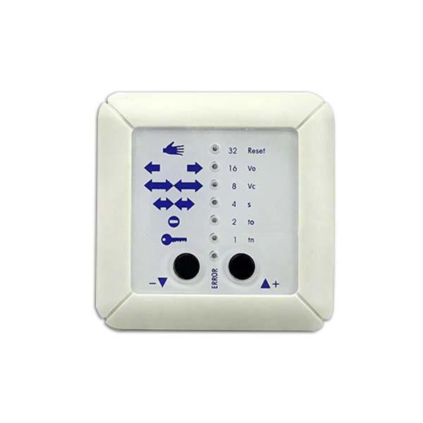 BEDIS control panel