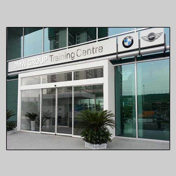 ES200 - BMW Training Center Project