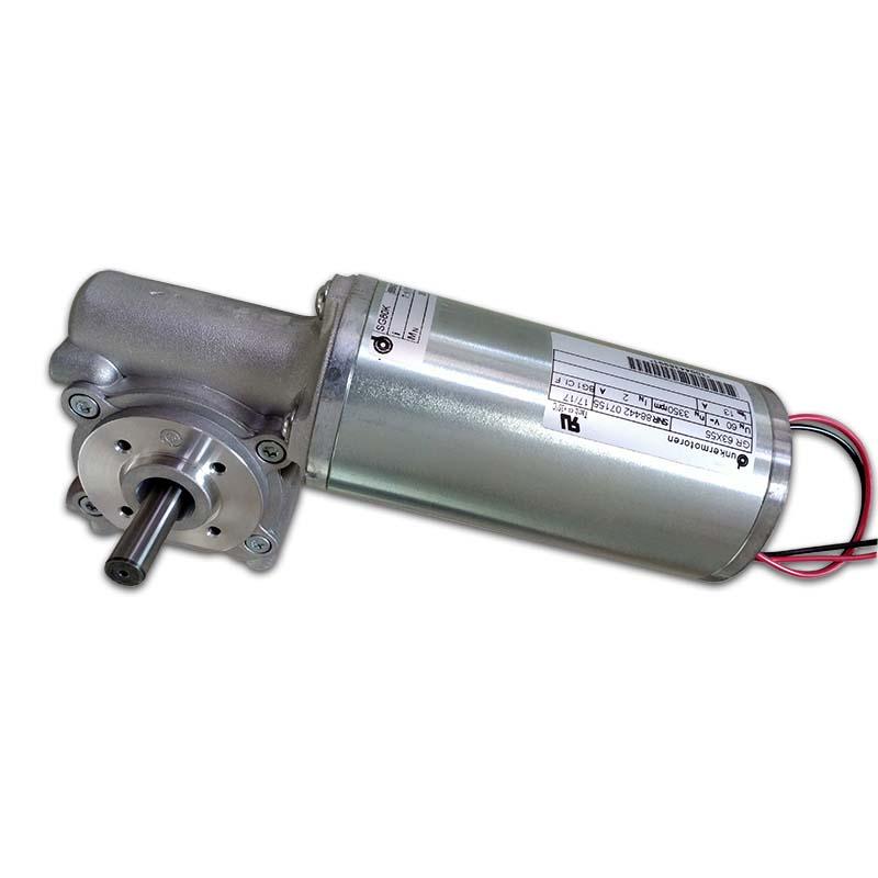 Dunkermotoren GR 63x55 60V/Worm Gearbox SG80