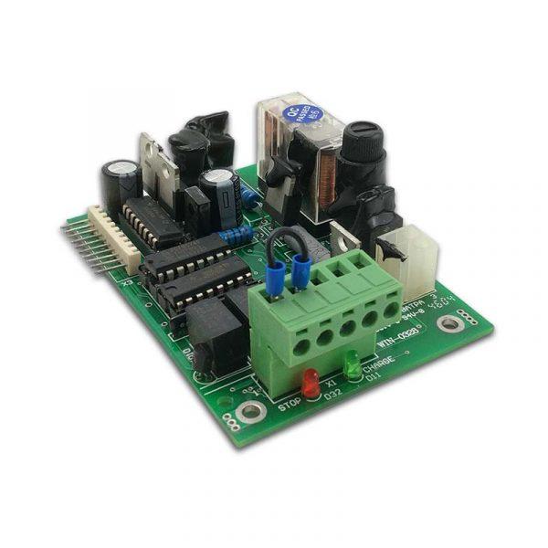 EC100 Gilgen SLM backup battery control module