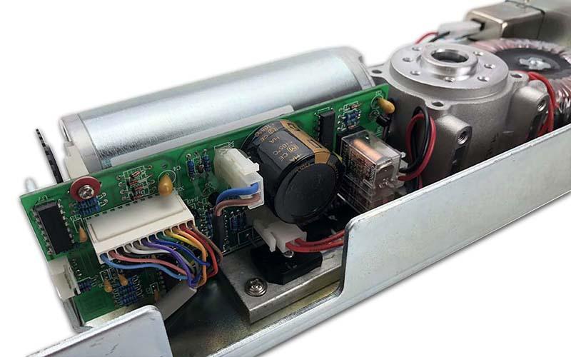 EC100 Gilgen SLM power control module