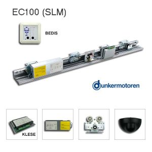 EC100 (SLM) Automatic Sliding Door Opener
