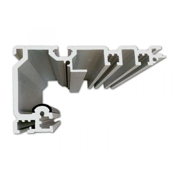 EC100 SLM track rail (guide way) prfile