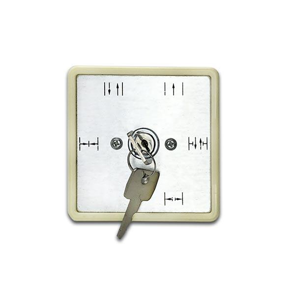 ES200 program key switch