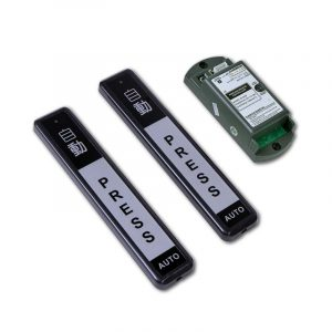 M-202E Wireless Push Button Switch
