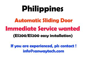 Philippines automatic door repair service