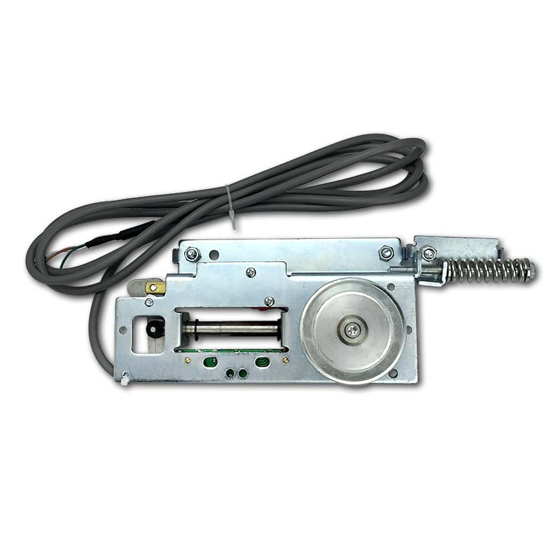 Dorma ES 200 applicable mechanical lock
