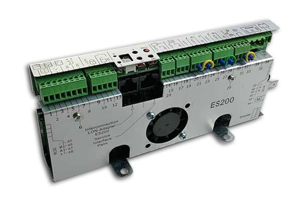 ES200 control unit