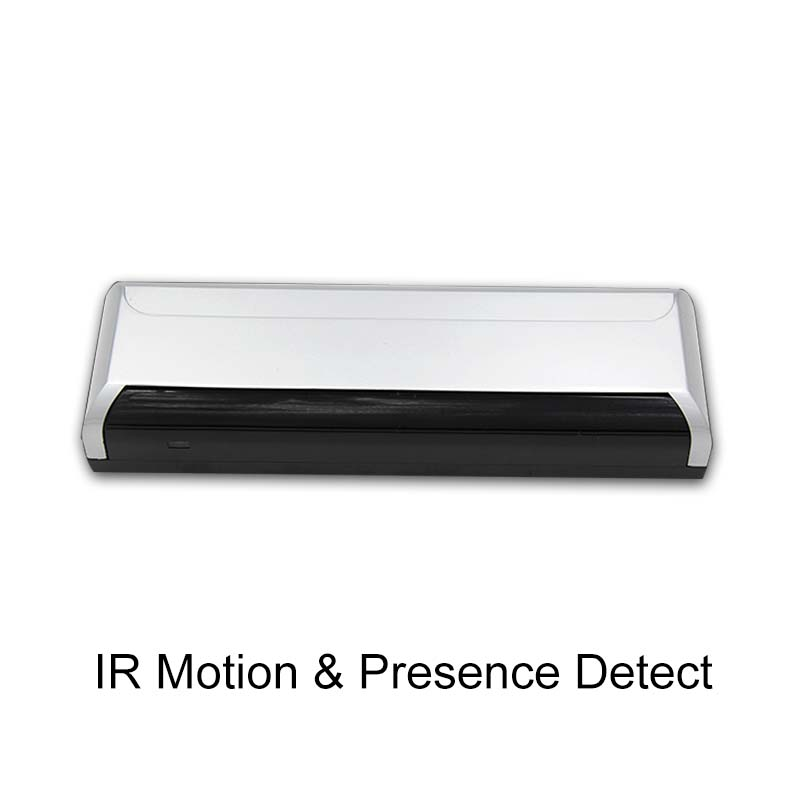 Infrared activation & presence detect safety sensor